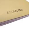woodstock econotes colorati dettagli
