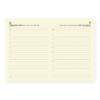 Agenda Ciak Natural 12x17 giornaliera interno