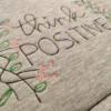 Pochette think positive